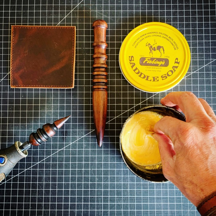 Get started with leatherwork