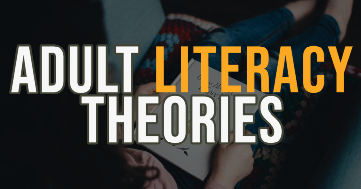 Adult literacy theories are ideas about how adults learn literacy skills, like reading. There are a range of theories and different educators tend to subscribe to different theories - although sometimes without really knowing. Here's a selection of some of the main adult literacy theories:
