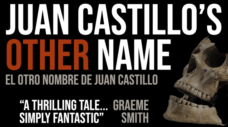 "Juan Castillo's Other Name is a short story by Graeme Smith.  It's a tale of neurosis and delusion caused by a troubled childhood, an obsession with breakfast, and certain children's books.   Juan Castillo, the narrator, has checked himself into some kind of facility to escape from the world and ""set the record straight"" about disturbing events from his past.   What we - and possibly he - discovers is that he can't escape and that the fiction of the past continues to dictate present and future actions.  About the Author  Graeme Smith is a writer, teacher and maker based in ]Aotearoa New Zealand.  If you want to find out more or get in touch, you can:  Read his blog Follow him on Twitter"