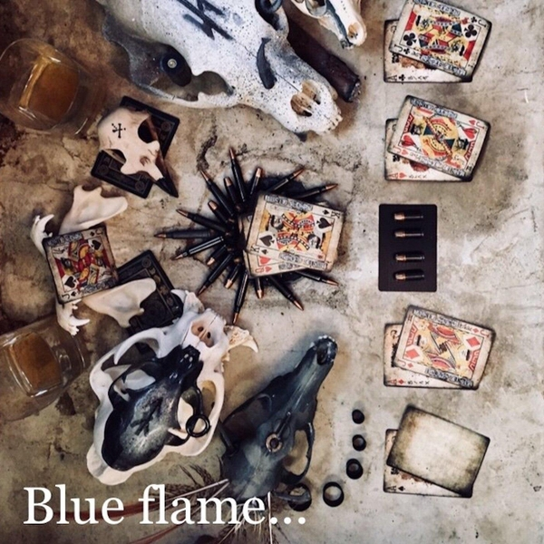 Blue Flame - by THISISGRAEME is Out Now On All Music Media