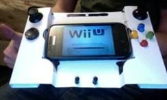 Wii U Mock Up