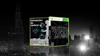 Watch Dogs Cover Box Art Xbox 360