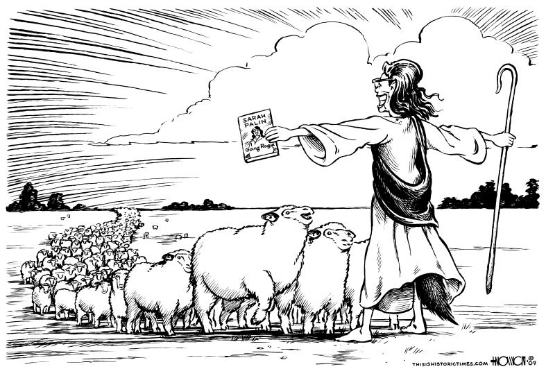 A Wolf in Jesus Skin