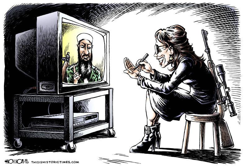 Palin Around with Terrorists