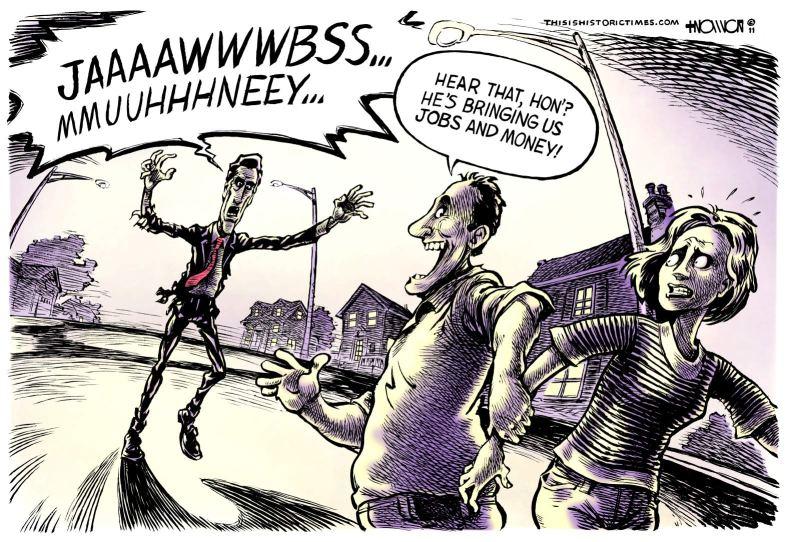 Mitt Zombie