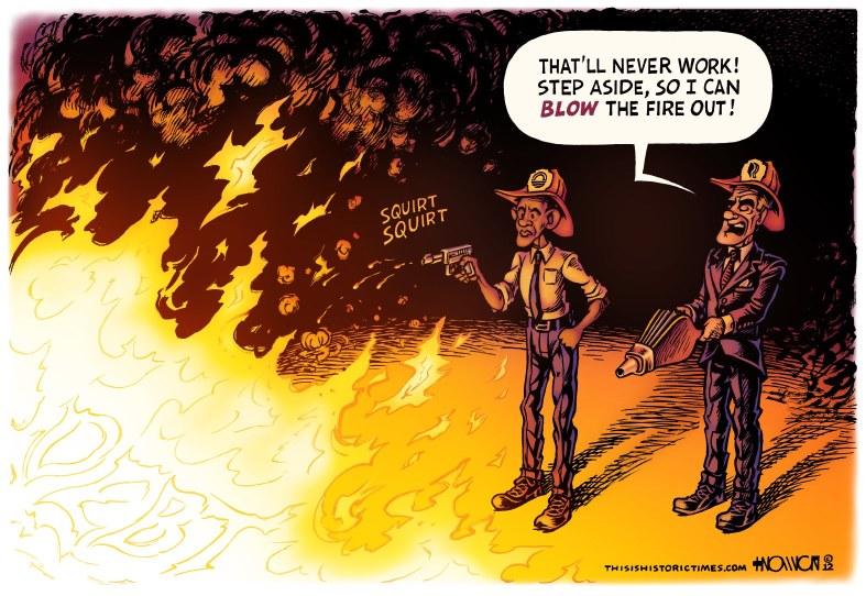 Mitt Romney Blows
