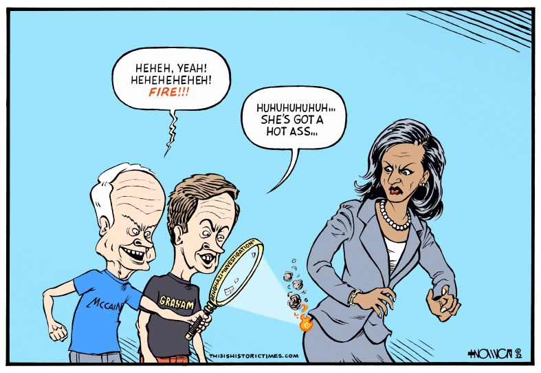 Beavis & Butthead Do Susan Rice