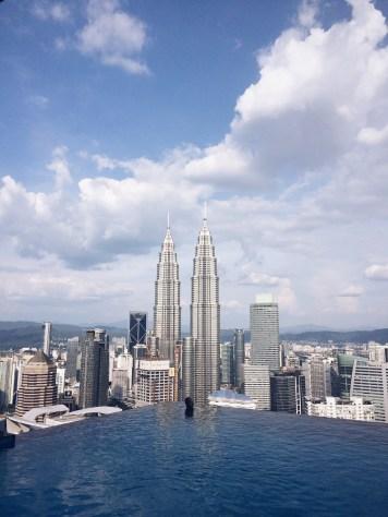 Kuala Lumpur; KLCC