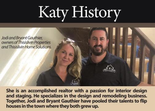 Katy History