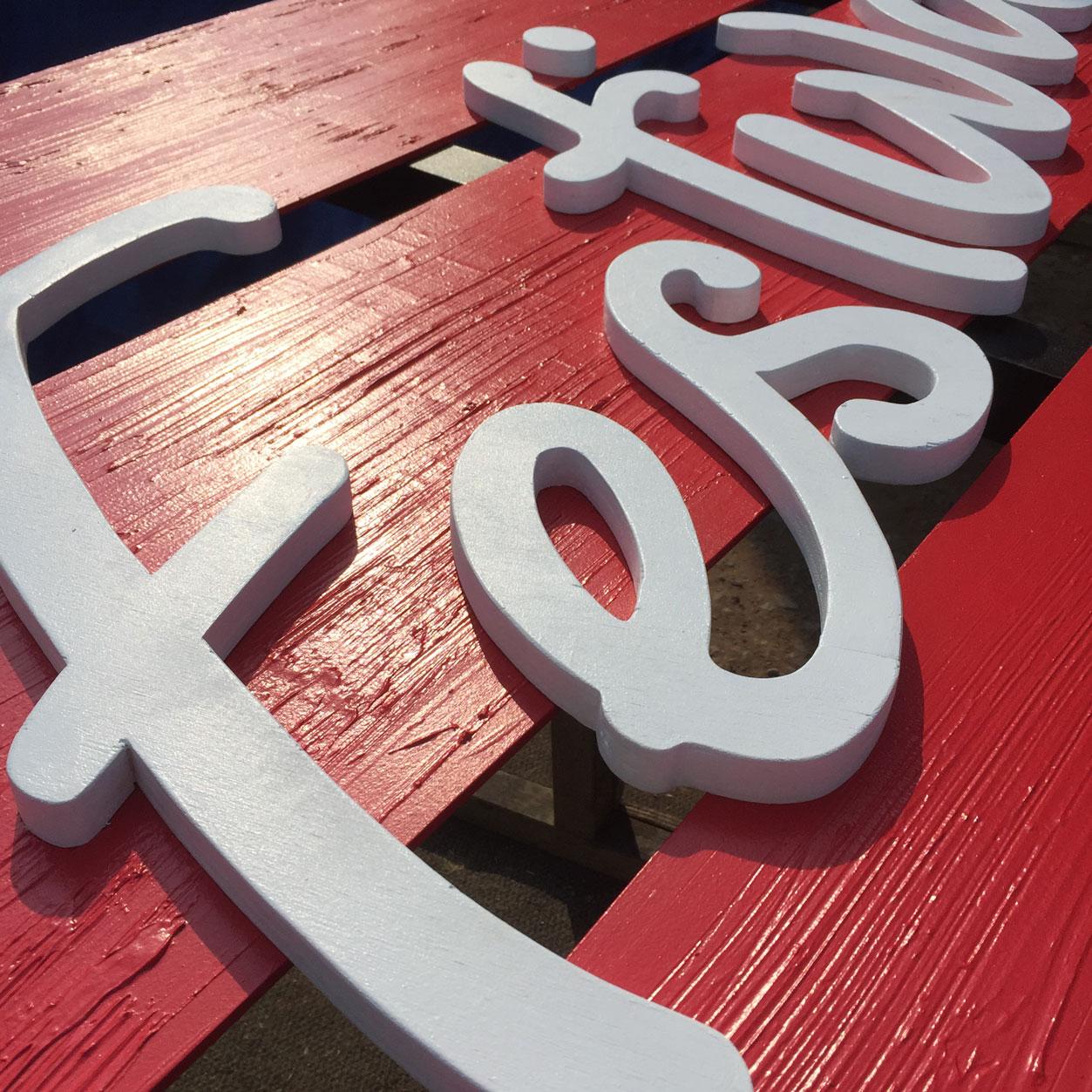 Summer Social Desperados Creative Signage This Is Loop