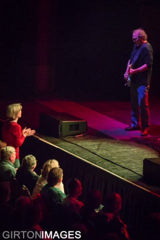 Crosby Stills and Nash at the Louisville Palace by Tim Girton