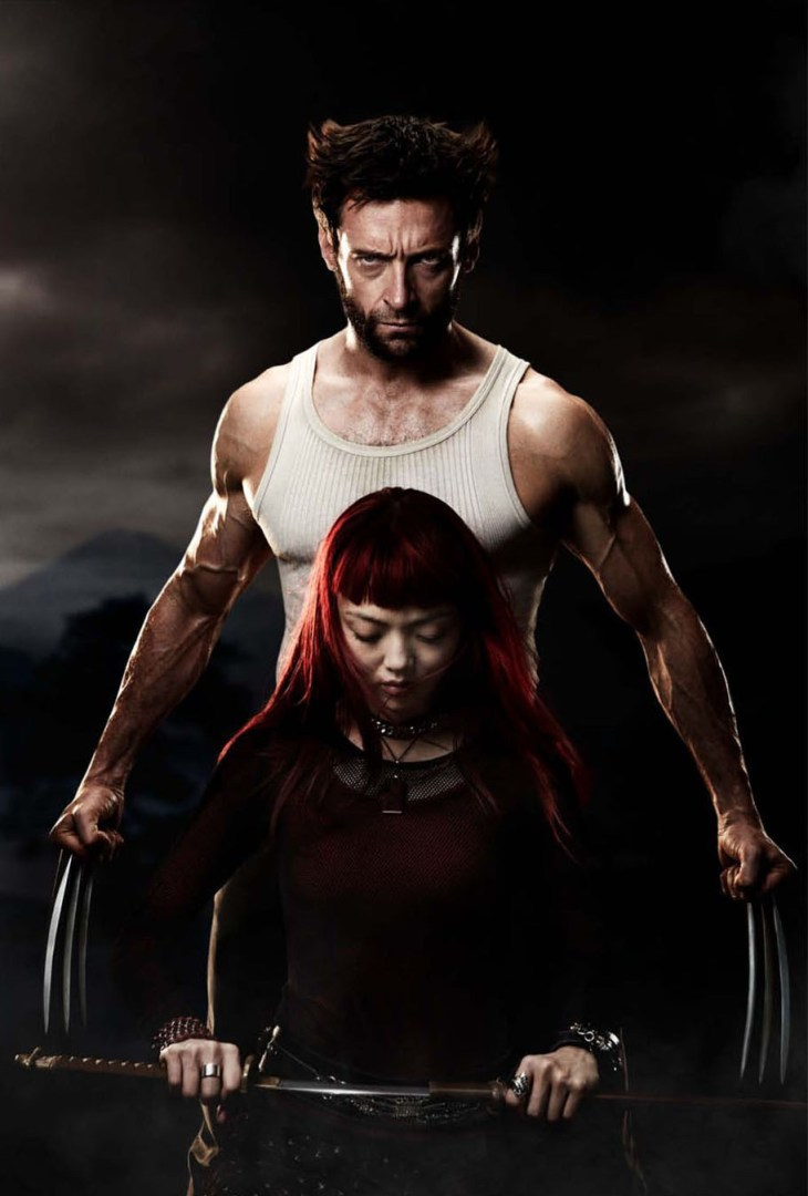 The Logan-Yukio dynamic feels like a version of the likewise wholesome Logan-Rogue pairing of the X Men film franchise.