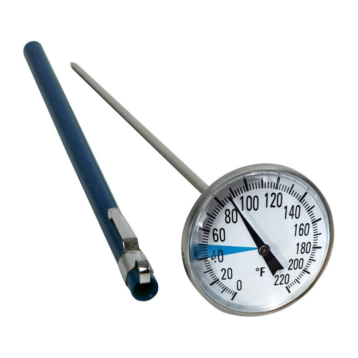 Christmas garden gifts - thermometer