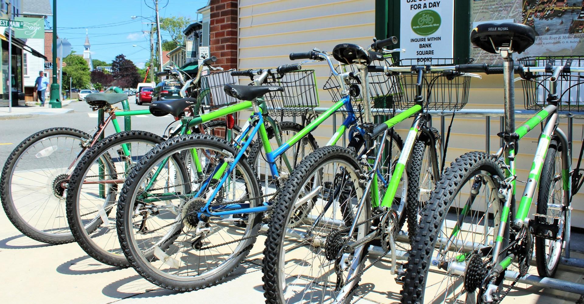 Mystic Community Bikes