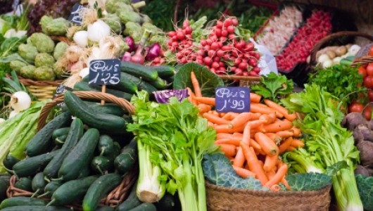 Farmers Markets in and around Mystic