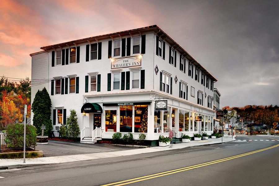 The Whaler's Inn Downtown