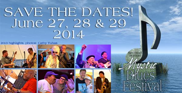 Mystic Blues Festival