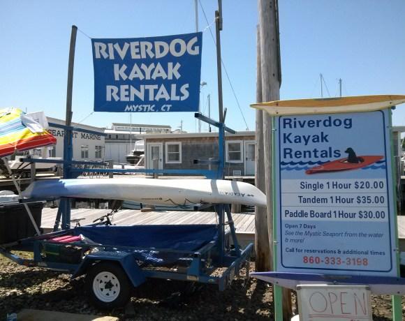 Riverdog Kayak Rentals