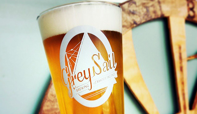 Grey Sail Brewery In Westerly RI