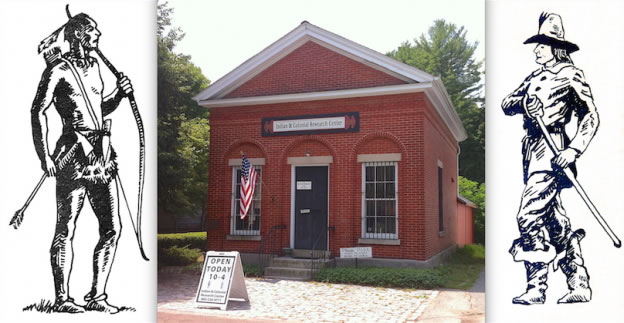 Indian And Colonial Research Center In Old Mystic