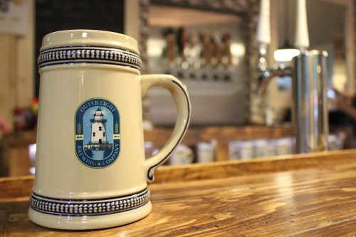 Outer Light Brew Mug