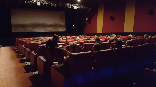 Mystic Movie Theater