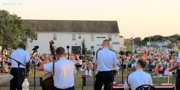 Summer Concerts Downtown Mystic