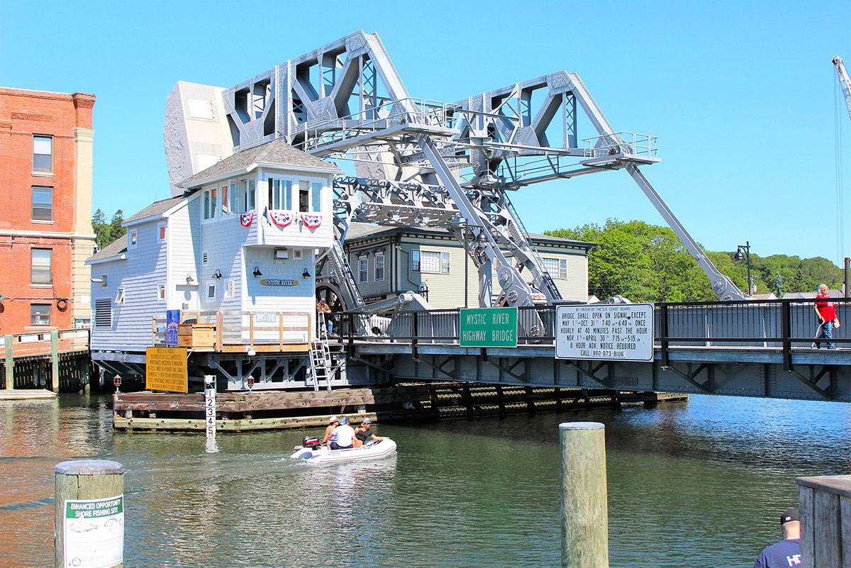 Mystic River Bridge