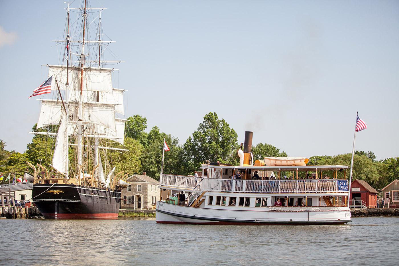 Cruise On Steamboat Sabino