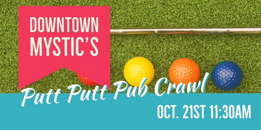 Putt Putt Pub Crawl