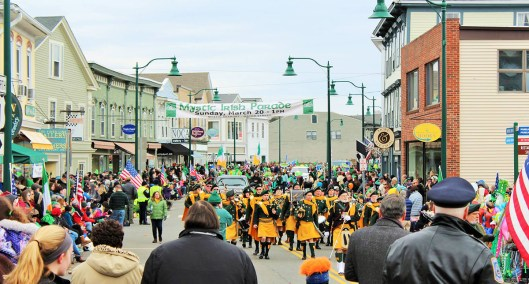Mystic Irish Parade