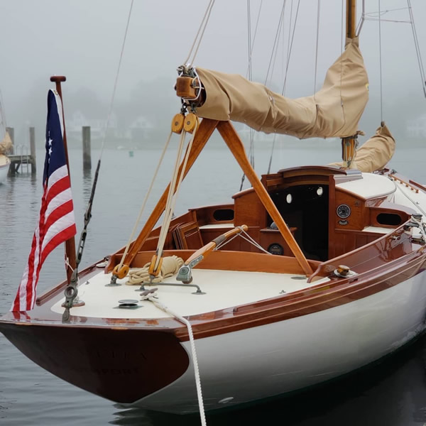 The Woodenboat Show 2019 In Mystic Ct