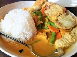 nonya curry with tofu