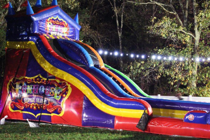bouncy-slide