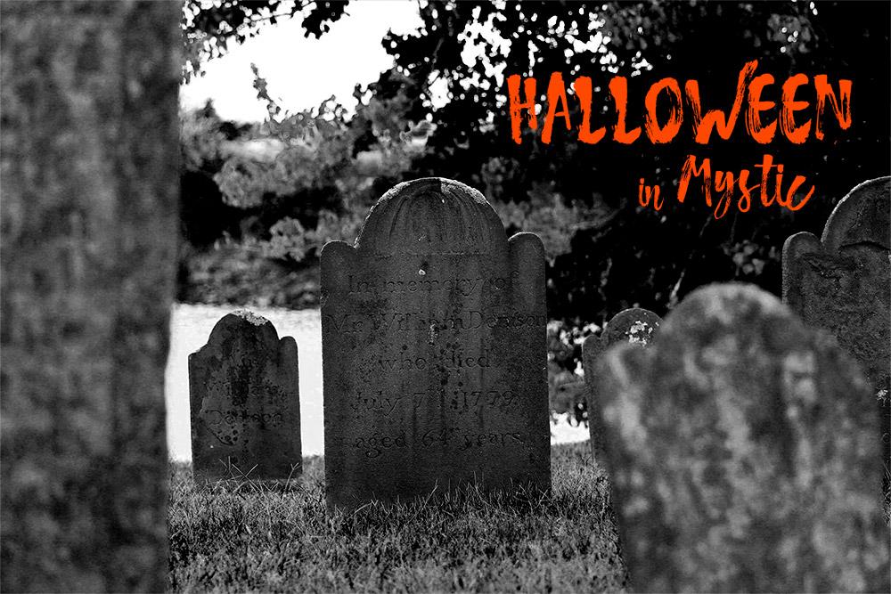 Halloween in Mystic