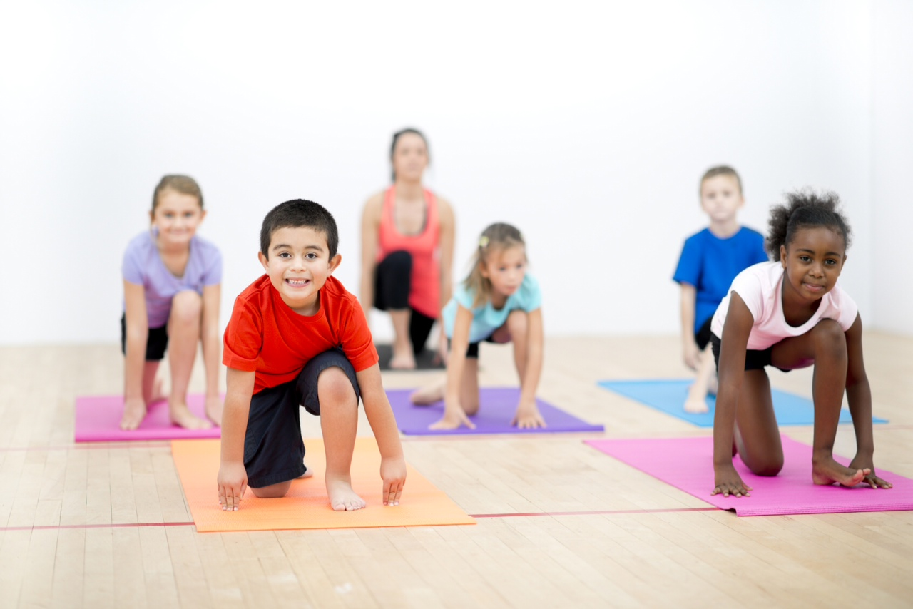 Kids Yoga Workshop In Mystic Ct