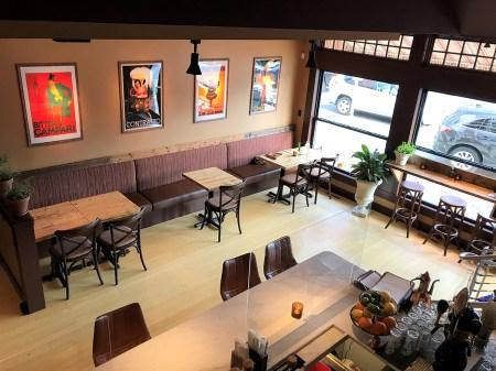Via Emelia first floor interior