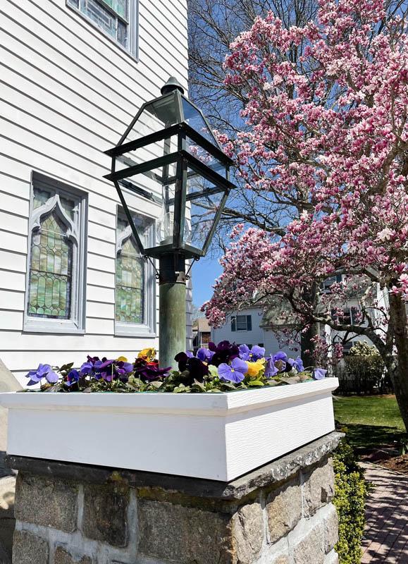 St. Patrick's Church in Spring