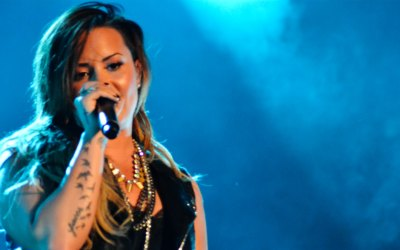 On addiction, grace, and Demi Lovato