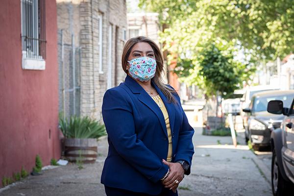 Quetcy Lozada, Vice President of Community Organizing at Esperanza