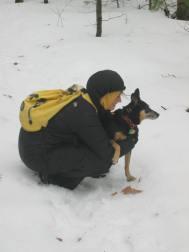 February Hike 020208 006