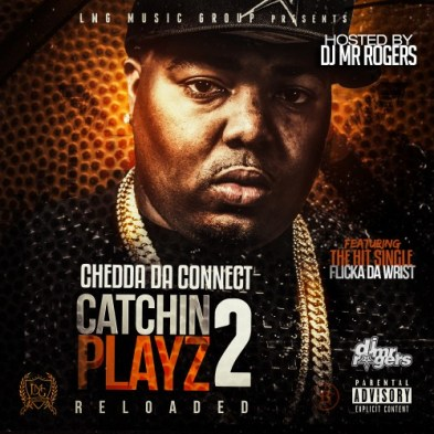 Catchin Playz 2 Cover Front