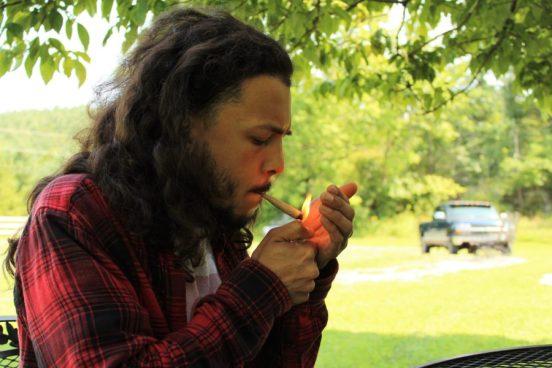 The Violent Hippy