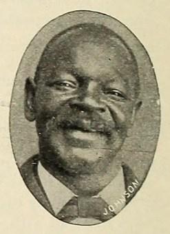 George W. Johnson