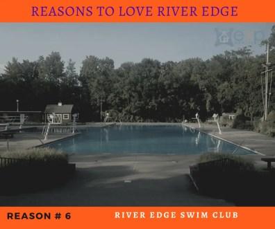 Reasons to Love River Edge - River Edge Swim Club