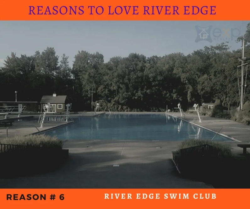 Reasons to Love River Edge - River Edge Swim Club