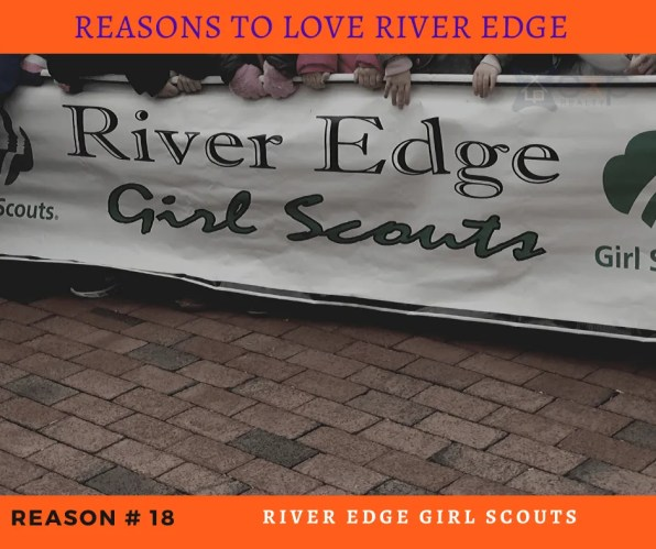 Reasons to Love River Edge - Girl Scouts