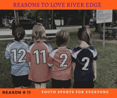 Reasons to Love River Edge - Youth Sports
