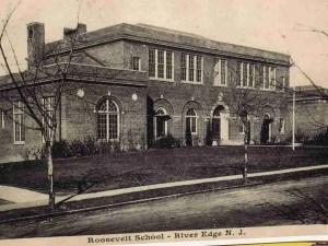 Roosevelt Elementary School Historic Photo