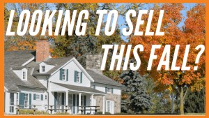 Why Selling this Fall May Be Your Best Move in Bergen County